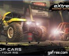 تحميل لعبة الشاحنات المتوحشة الخطيرة للاندرويد Extreme Racing Adventure