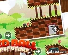 تحميل لعبة مغامرات الكرة الحمراء الجديدة New Red Ball Adventure