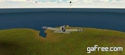 تحميل لعبة الطائرات المقاتلة الخفيفة Air Combat FLP