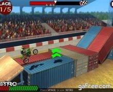 تحميل العاب الدراجات النارية الخطيرة Dirt Bike Extreme