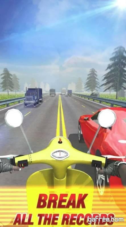 تحميل لعبة الدراجات النارية