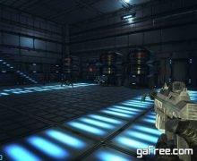 تحميل لعبة حرب الروبوتات للكمبيوتر مجانا Dread Station
