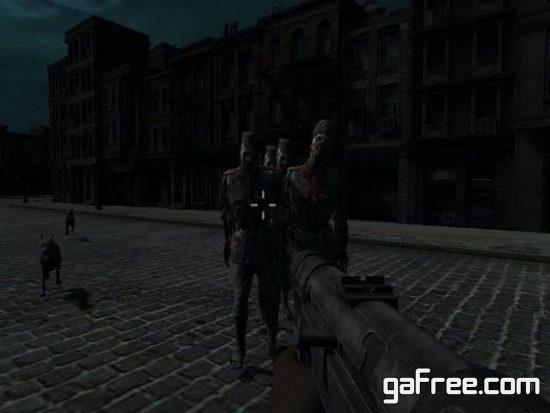 لعبة الزومبي الجديده جزيرة الاموات Nazi Zombie Army
