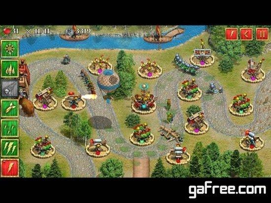 تحميل لعبة حرب الرومان Defense of Roman Britain