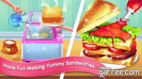تحميل لعبة تحضير السندوتشات Deli Sandwich Shop