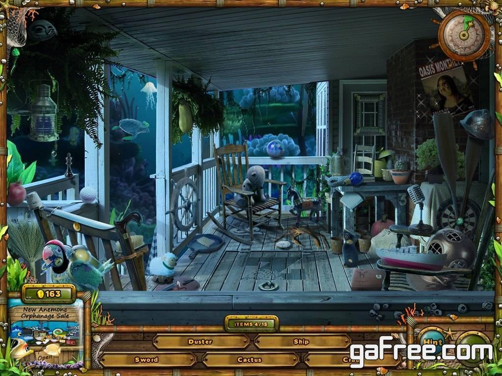 تحميل لعبة البحث عن الكنز المفقود للكمبيوتر Orphans of the Ocean