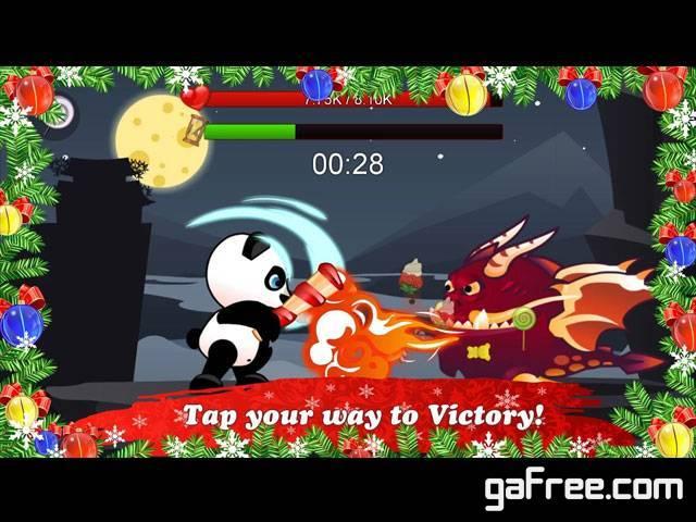 تحميل لعبة صديقي الباندا Panda Clicker