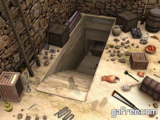 تحميل لعبة الجريمة الغامضة Emily Archer The Curse of King Tuts Tomb