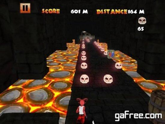 تحميل لعبة مغامرات في الجحيم Hell Runner