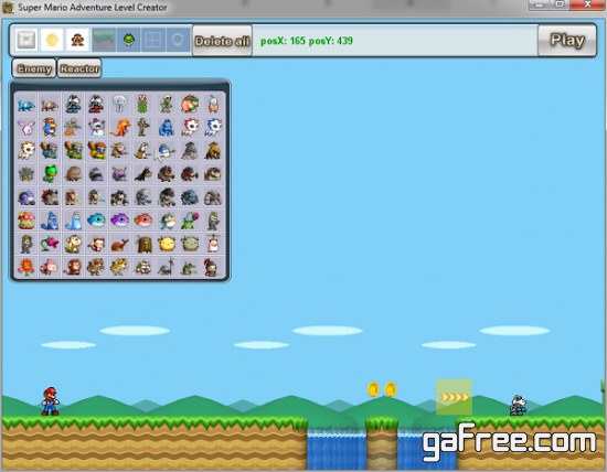 تحميل لعبة مغامرات ماريو الجديدة Super Mario Adventure