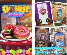 تحميل لعبة الكيكة للبنات Donut Maker