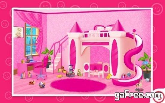 تحميل لعبة غرفة الاميرة Princess Castle Room