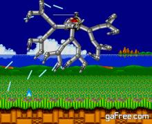 تنزيل لعبة سونيك الجديدة مجاناً Kill Sonic Eggman boss builder