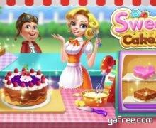 تحميل لعبة الحلويات الجديدة للاندرويد Sweet Cake Shopتحميل لعبة الحلويات الجديدة للاندرويد Sweet Cake Shop