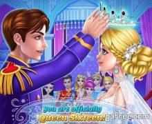تحميل لعبة اميرة الثلج Ice Princess Sweet Sixteen