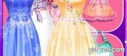تحميل لعبة الازياء والموضة للاندرويد Ballerina Magazine Dress Up