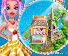 تحميل لعبة صالون التجميل للايفون Candy Makeup Beauty Game