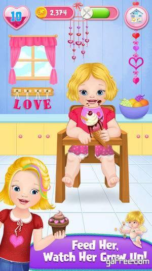 تحميل لعبة رعاية الطفلة My Emma :)