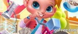 تحميل لعبة مغامرات الفتاة الصغيرة Paper Girl Crazy Day