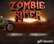 تحميل لعبة دراجة الزومبي Zombie Rider Stunt Bike