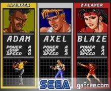 تحميل لعبة قتال الشوارع القديمة للاندرويد Streets of Rage Classic