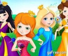 تحميل لعبة مملكة الاميرات للايفون Fairytale Fiasco Royal Rescue