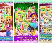 لعبة الحلويات والمجوهرات Sweet Candies 3