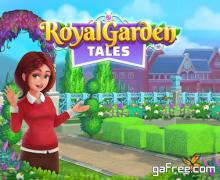 تحميل لعبة الحديقة الملكية Royal Garden Tales