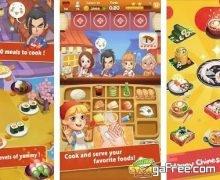 تحميل لعبة مطعم السوشي للاندرويد Sushi Master
