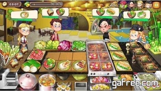 تحميل لعبة مغامرات الطبخ Cooking Adventure