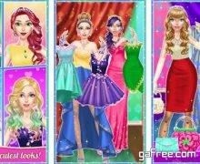 تحميل لعبة صالون المكياج الجديد Royal Girls - Princess Salon