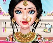 تحميل لعبة تلبيس الفتاة الهندية The Royal Indian Wedding
