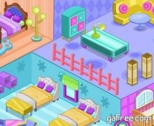 تحميل لعبة ترتيب المنزل مجانا New home decoration game