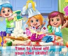 تحميل لعبة اعداد الطعام للايفون Little Chef Rule the Kitchen