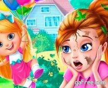 تحميل لعبة رعاية الاطفال للايفون Babysitter Craziness