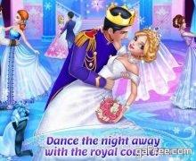 تحميل لعبة اميرة الثلج الجديدة للايفون Ice Princess Royal Wedding Day