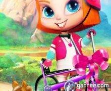 تحميل مغامرات الفتاة الشجاعة Ride My Bike - Reach For the Stars