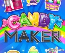 تحميل لعبة صنع الحلويات Sweet Candy Maker Games