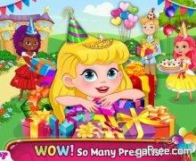تحميل لعبة الاميرة الصغيرة Princess Birthday Party