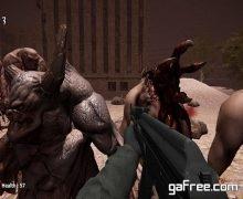 تحميل لعبة مواجهة الوحوش المرعبة Monster Aggression