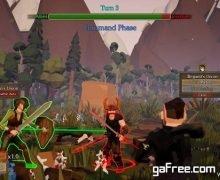 تحميل لعبة المغامرات والقتال الجديدة مجانا Project Shore