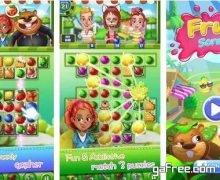 تحميل لعبة مزرعة الفواكه Fruit Scramble