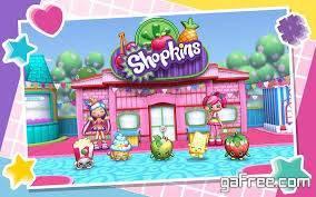 تحميل لعبة عالم المرح للايفون Shopkins World