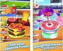تحميل لعبة تحضير الطعام للايفون Kids Food Cooking Games