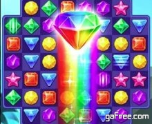تحميل لعبة المجوهرات المتشابهة للاندرويد Jewels Crush- Match 3 Puzzle