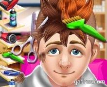 تحميل لعبة صالون الحلاقة للرجال Kids Hair Shave Salon Games
