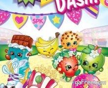 تحميل لعبة مغامرات البنات للايفون Shopkins Dash
