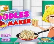 تحميل لعبة تحضير الطعام للايفون Make Noodles Cooking Girls