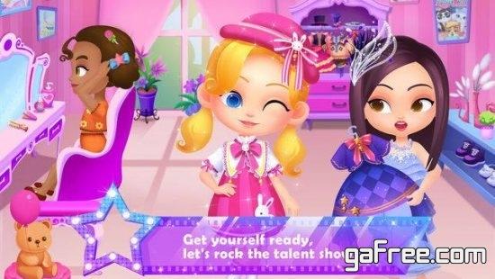 تحميل لعبة النجوم الصغار Talented Baby Show