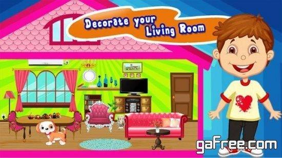 تنزيل لعبة dream house مهكرة